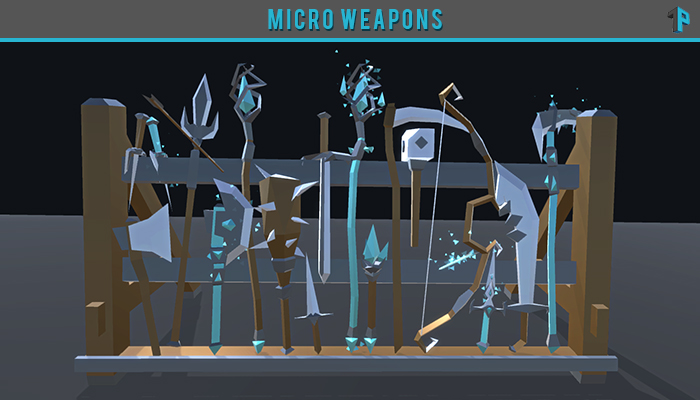 Micro Weapons