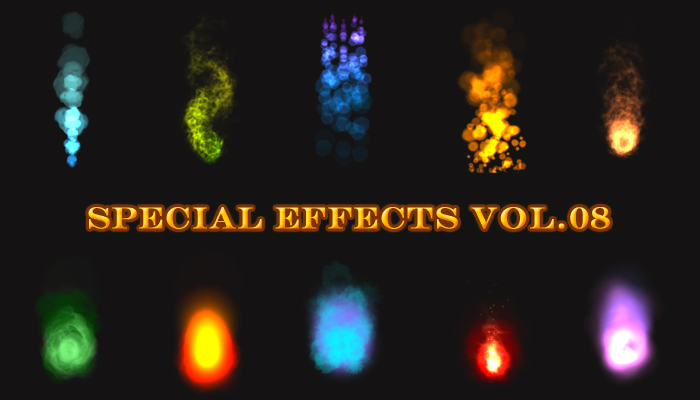 Special Effects Vol.08