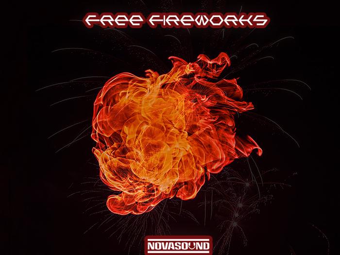Free Fireworks – Fire FX – Nova Sound