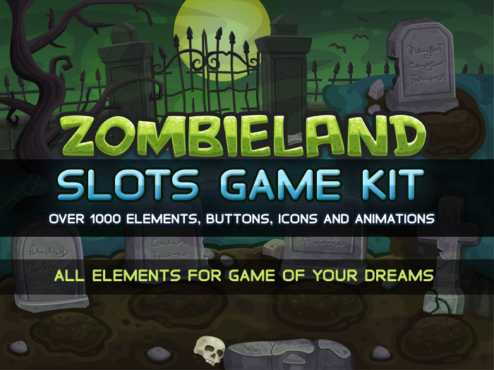 Zombie slots game