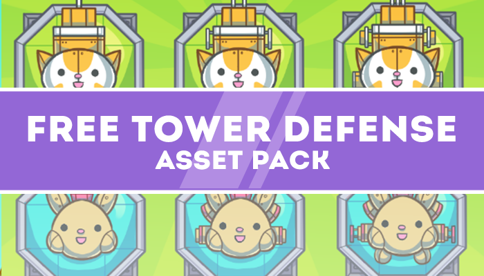 FREE Tower Defense Asset Pack