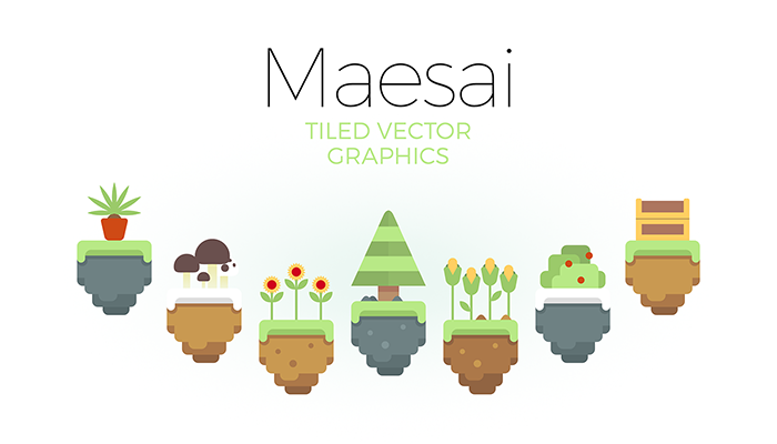 Maesai Basic Tileset