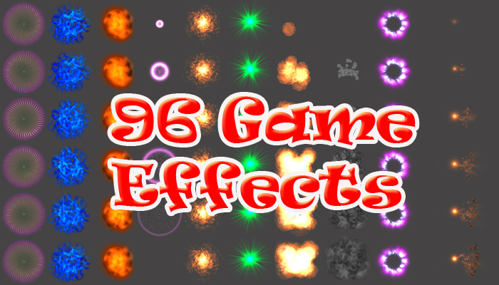 96 Game Effects