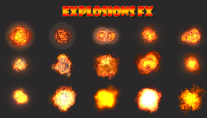 Explosions FX