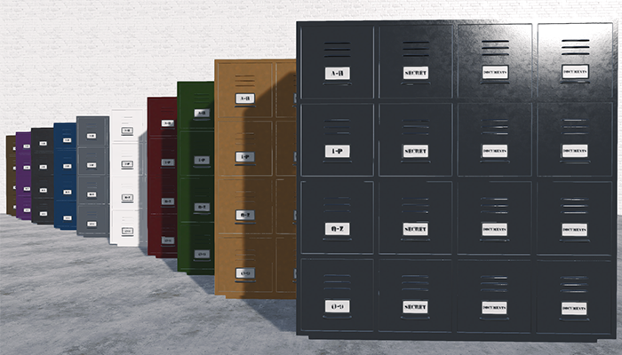 Filing Cabinets Large