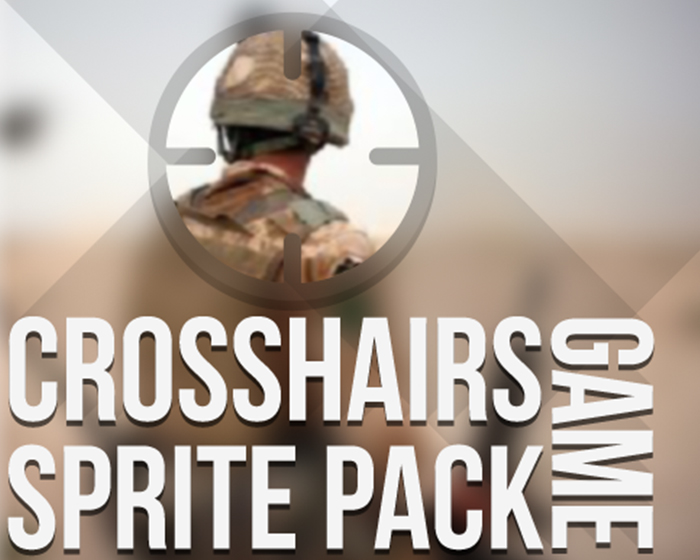 Crosshairs Sprite Game Pack