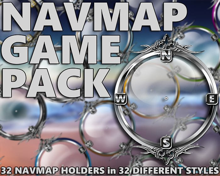 NavMap Game Pack
