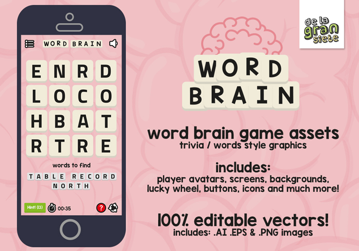 Words Game Game Gui Assets