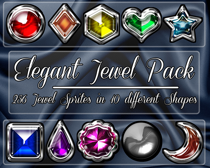 Elegant Jewel Game Pack