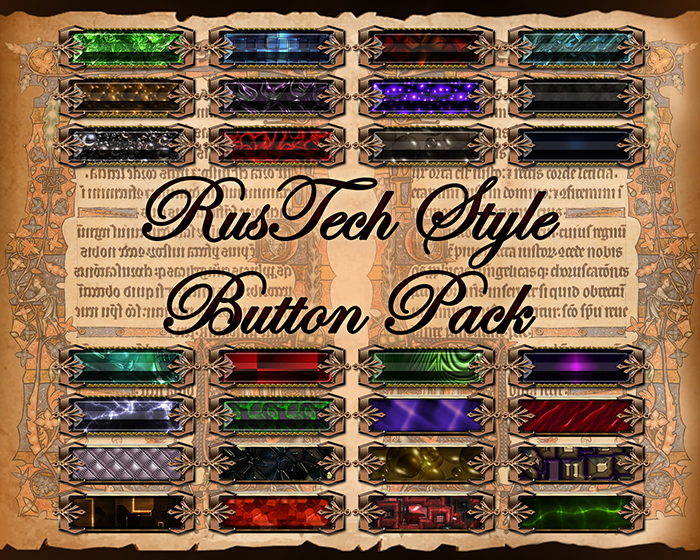 RusTech Button Pack
