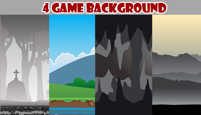 Game Background Vol.01