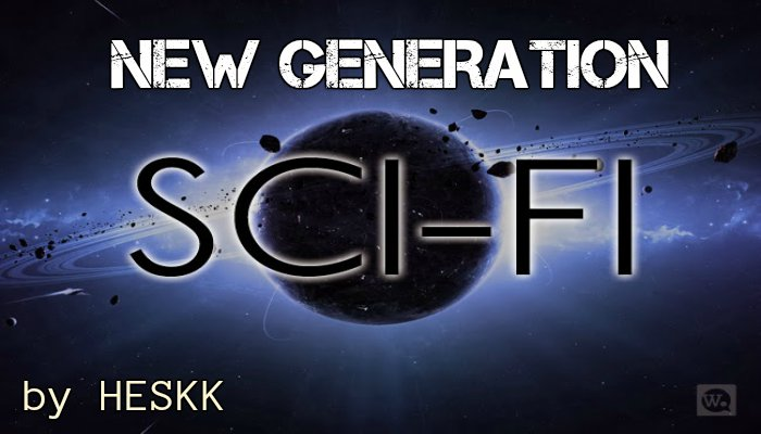 New Gen Sci-fi Sounds