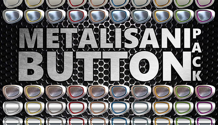Metalisani Button Pack