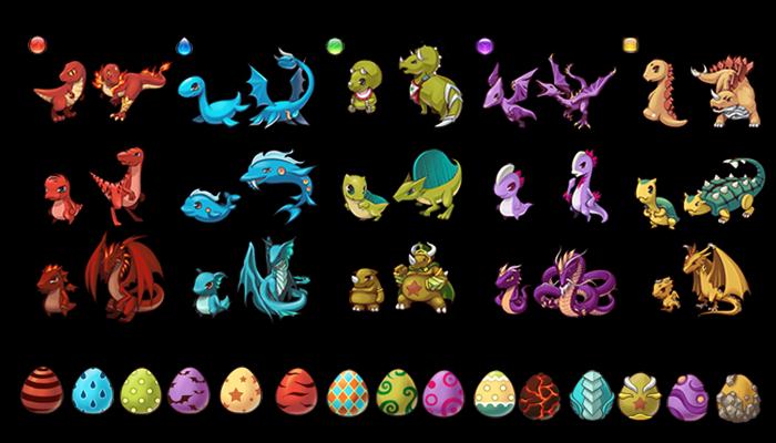 Fantasy Dragon Egg Special