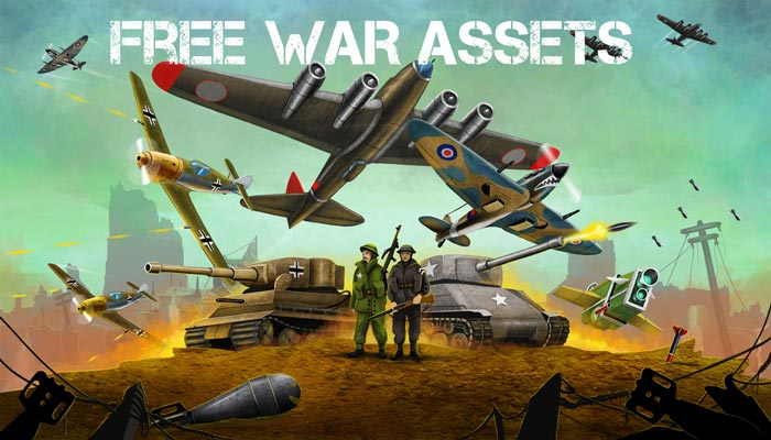 Free Game Assets – War Theme