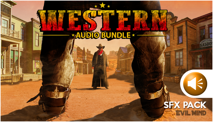 Western SFX Pack