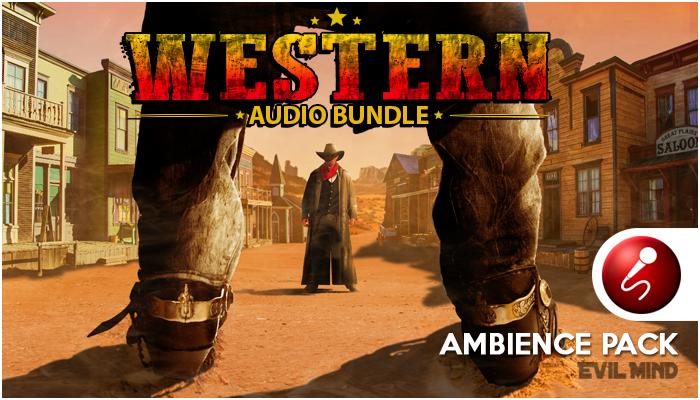 Western Ambience Pack