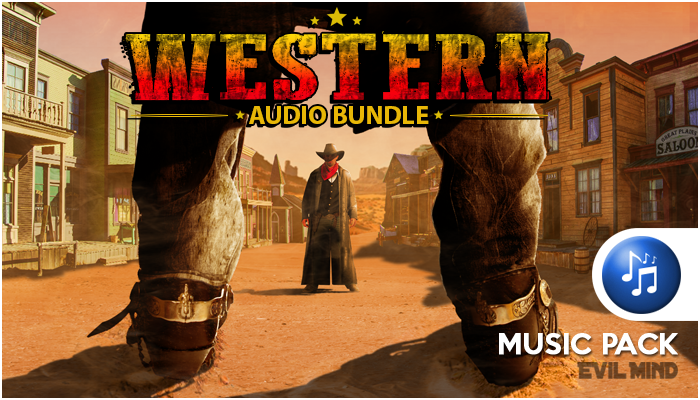 Western Music Pack
