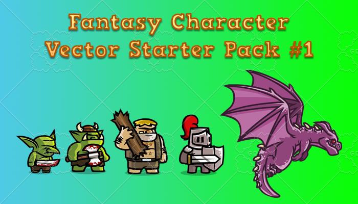 Fantasy Vector Pack 1