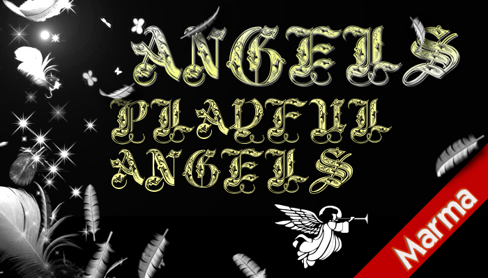 Angels – Playful Angels
