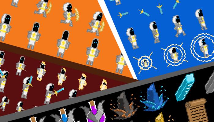 Nephalem Character animated