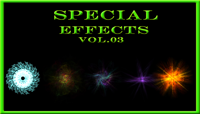 Special Effects Vol.03