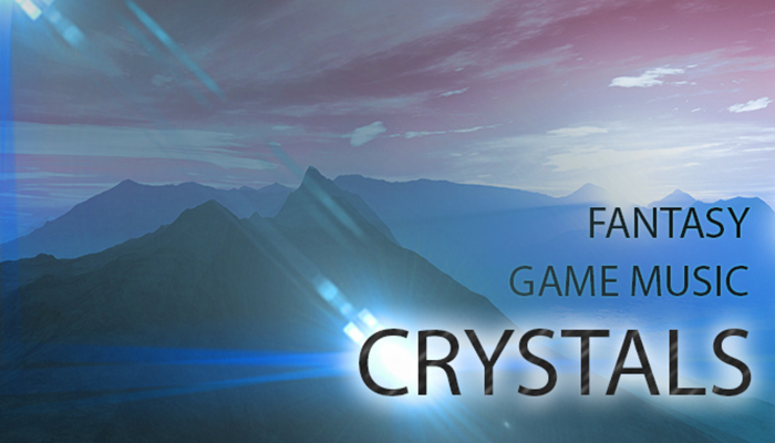Crystals – Fantasy Game Music Pack