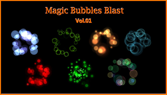 Magic Bubbles Blast Vol.01