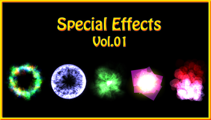 Special Effects Vol.01