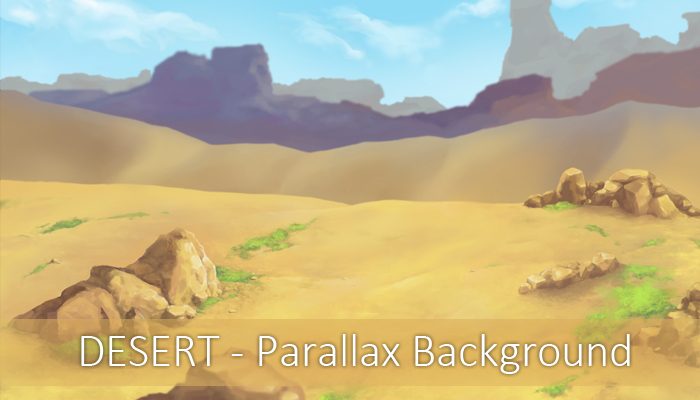 Desert – Game Background
