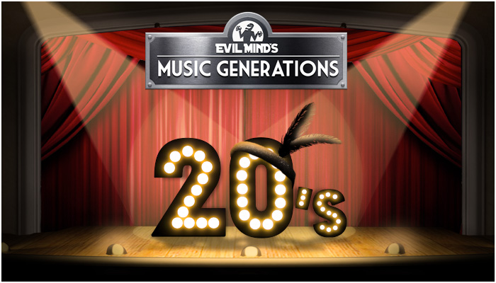 Music Generations 20's
