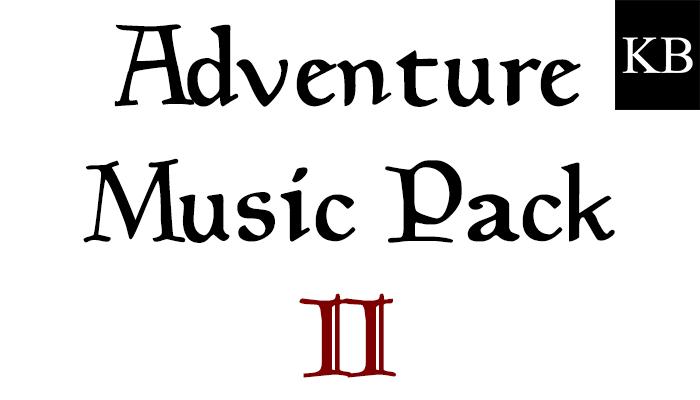 Adventure Music Pack II