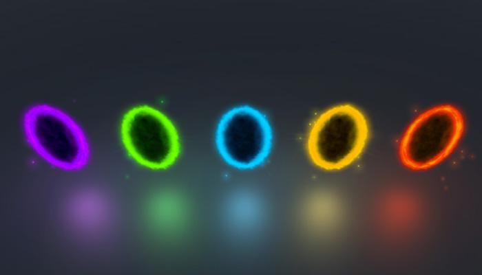 Animated Portal Effect