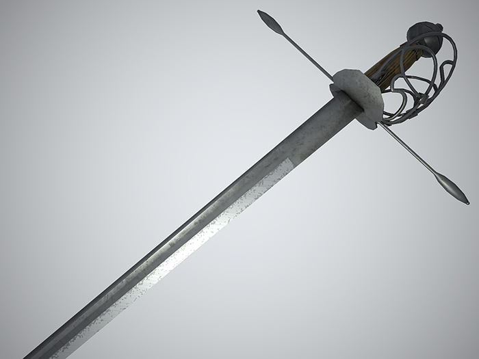 Basket-hilt Sword