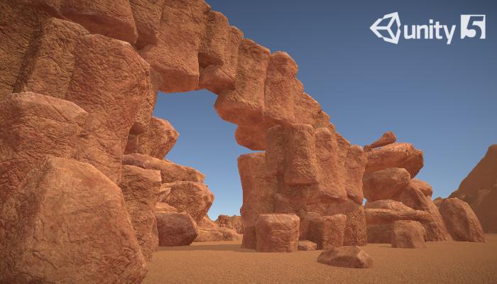 Rocks Environment Pack