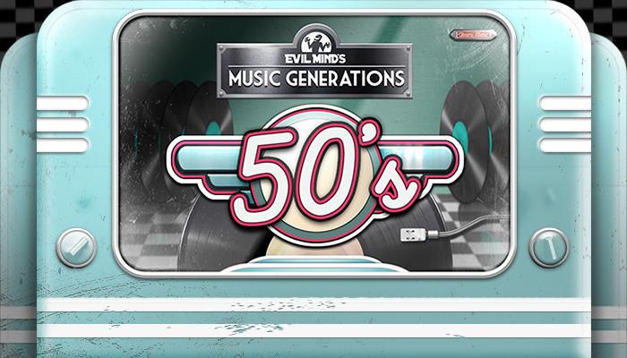 Music Generations 50's