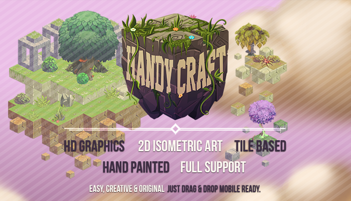 HandyCraft – Forest Pack