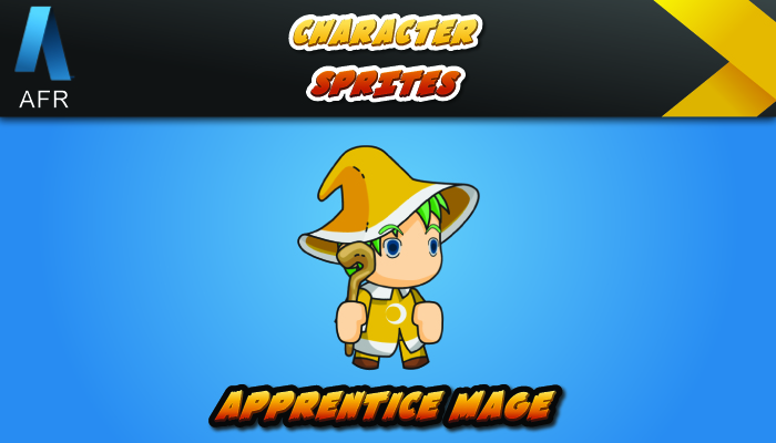 AFR Character – Apprentice Mage