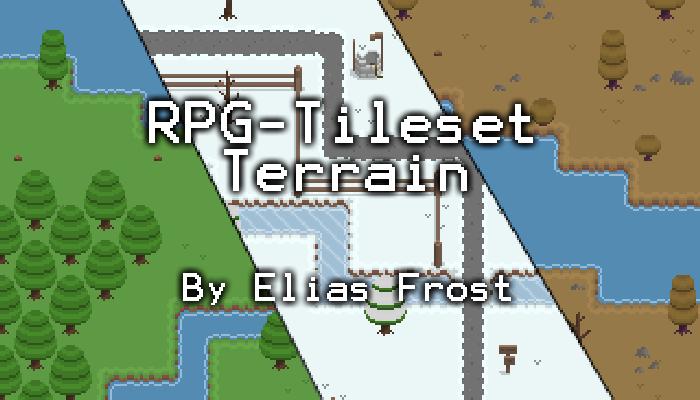 RPG Tileset – Terrain