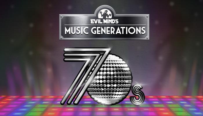 Music Generations 70's