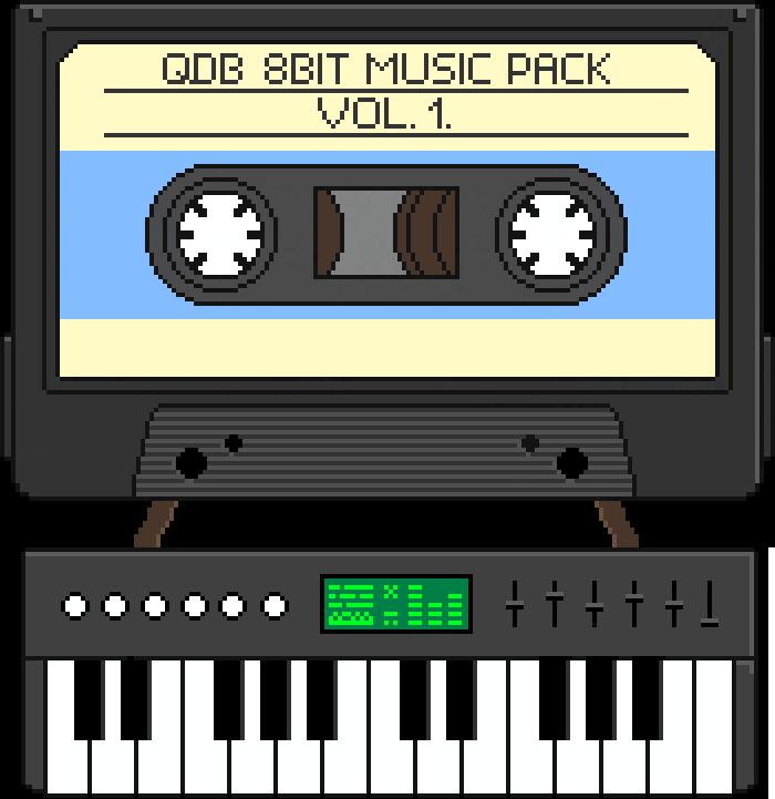 QDB 8bit Music Pack Vol. 1