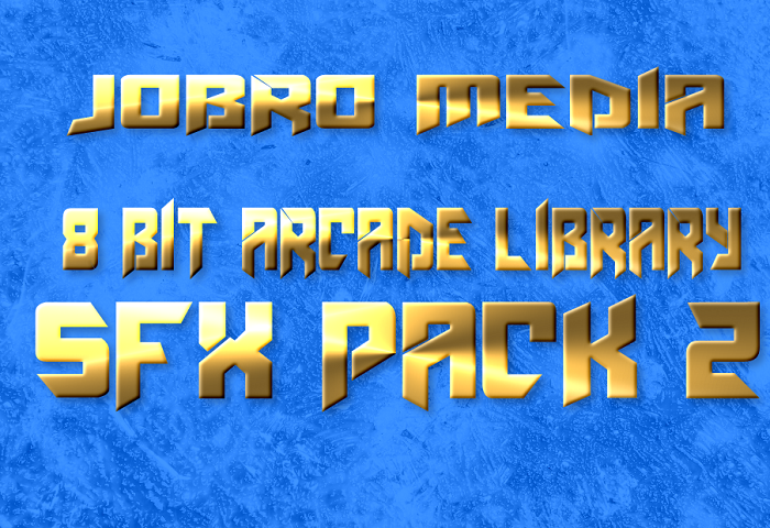 JBM 8bit arcade library part 2