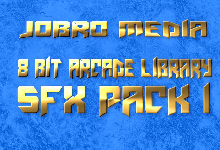 JBM 8bit arcade library part 1