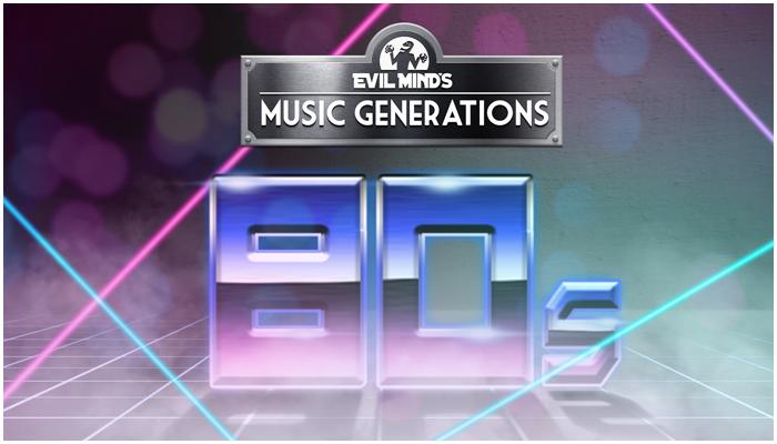 Music Generations 80's