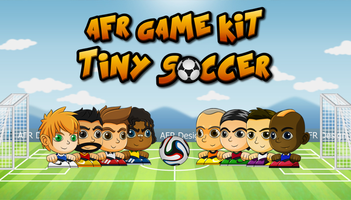 AFR Game Kit – Tiny Soccer