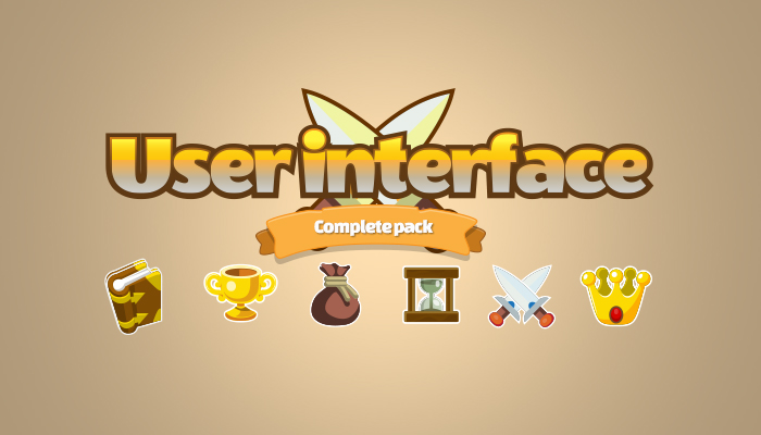 User interface pack E01