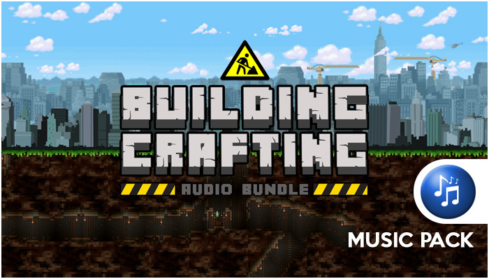 Building and Crafting Music Pack