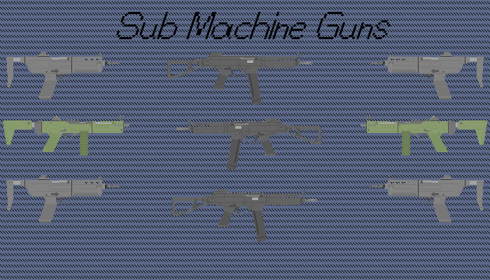 Simple Pixel SMGs