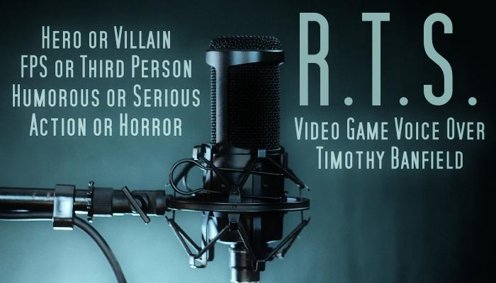 RTS Game Hero Builder Voice