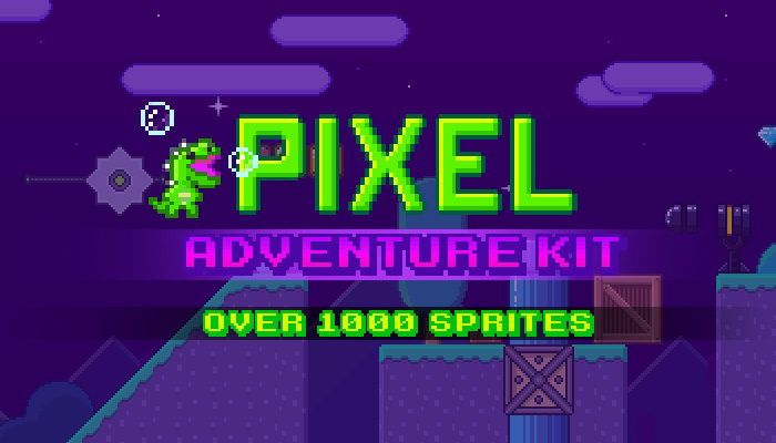 Pixel Adventure Kit